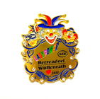 carnival pins ,trading pin , pin gallery, photo etched enamel badge