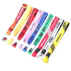 RFID Polyester Woven Wristband for Evening/Party/Festival and Gift ,wristband closoure